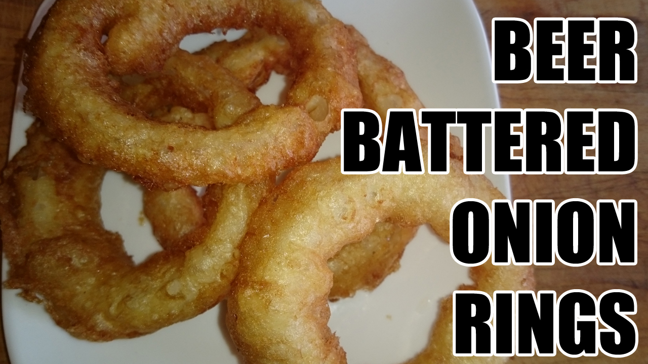 Tony Buger Onion Rings