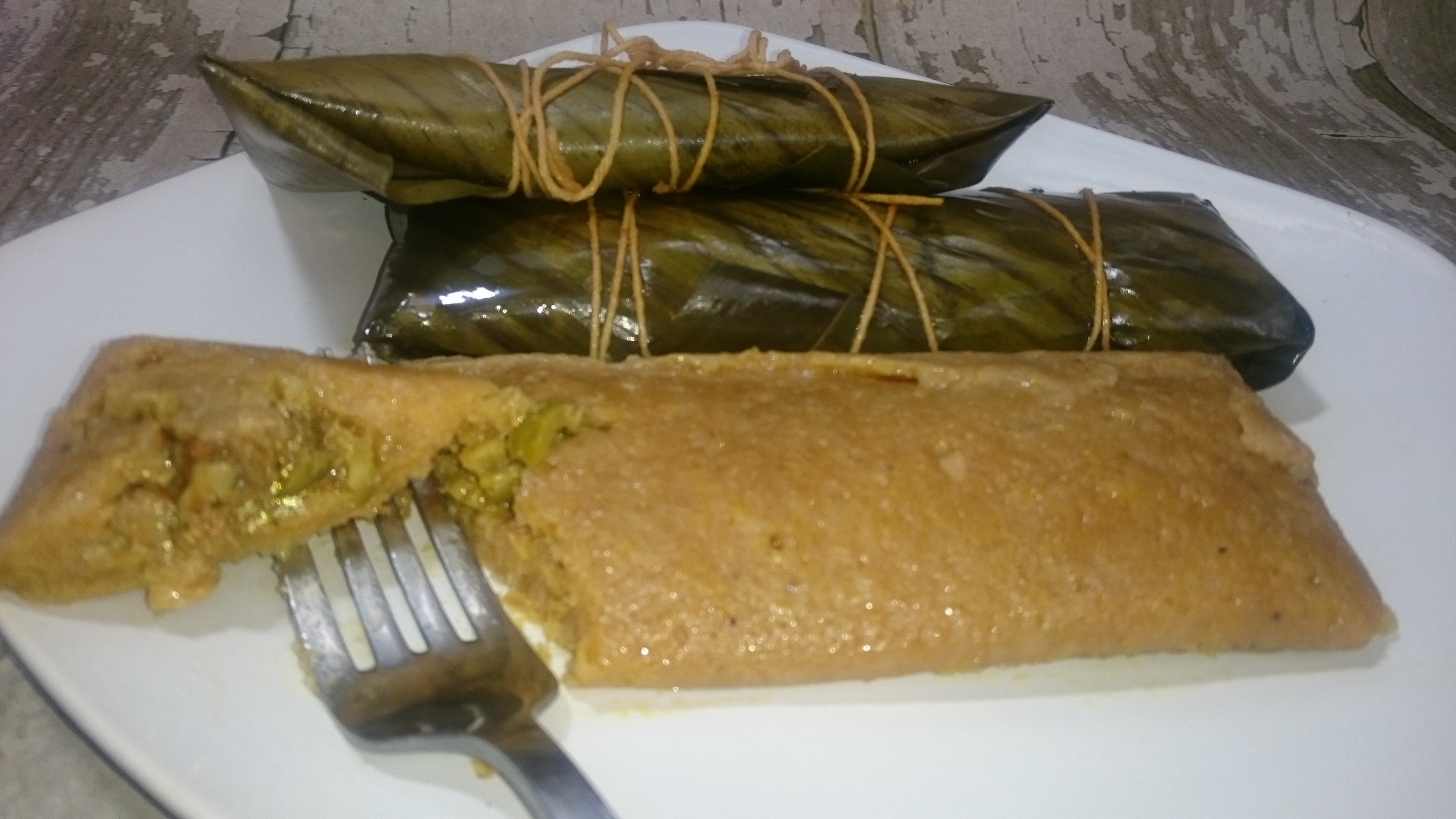 Authentic Puerto Rican Pasteles Average Guy Gourmet